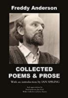Collected Poems and Prose 2020