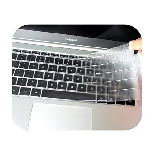 Funda protectora transparente de poliuretano termoplástico para Huawei Matebook 13 D14 D15 Keyboard Case for Honor Magicbook Pro 16.1 Matebook X Pro.