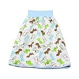 Rongzou Baby Neugeborene Wasserdichte Windel Rock Training Windel Wickelhose Säugling Kinder Waschbar Wiederverwendbar Urin Pad Shorts