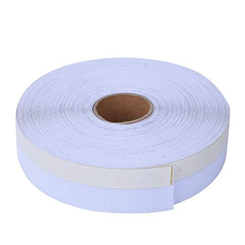Kadimendium Entretela de Ropa Plantilla de entretelas de Tela Larga para confección de Ropa Accesorios de Costura(A Roll)