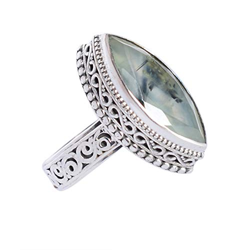 Ravishing Impressions Jewellery 0.925 plata de ley Green