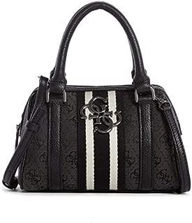 GUESS Womens Guess Vintage Satchel Bag