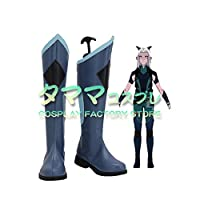 レイラ ドラゴン王子 The Dragon Prince Rayla コスプレ 靴 ブーツ コスプレ靴 cosplay オーダーサイズ/スタイル 製作可能 【タママ】(サイズオーダー)