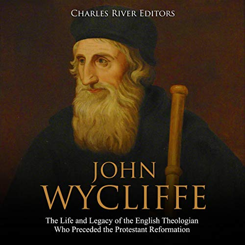 John Wycliffe  By  cover art
