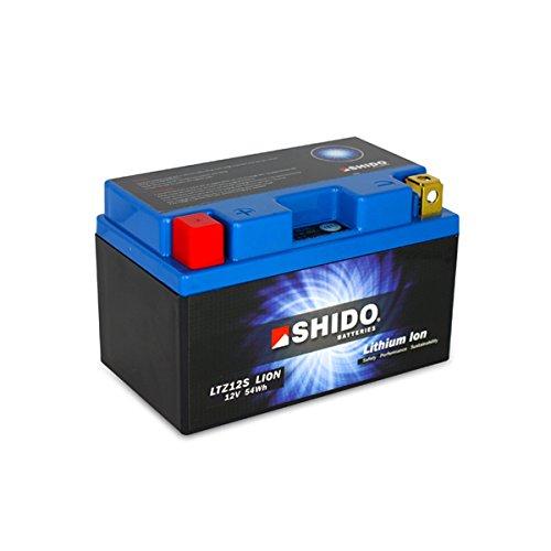 SHIDO LTZ12S LION -S- Batterie Lithium, Ion Blau (Preis inkl. EUR 7,50 Pfand)
