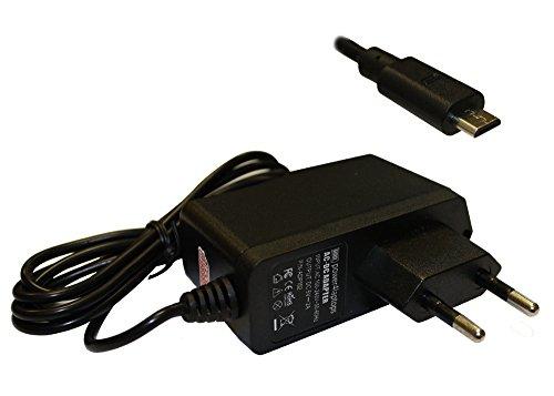Power4Laptops Adaptador Fuente de alimentación UE Compatible con Nintendo Classic Mini NES