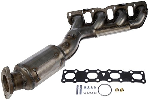 Dorman 674-843 Passenger Side Catalytic Converter with Integrated Exhaust Manifold for Select Infiniti / Nissan Models (Non-CARB Compliant)