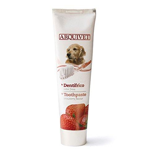 Dentrífico para perros (fresa) 100 g