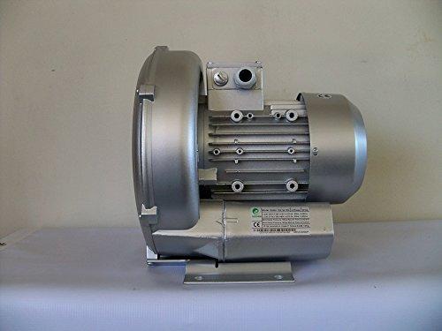 Regenerative Blower 1.27Hp, 220-480V/3Phase, 103CFM, 64