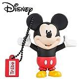 Chiavetta USB 16 GB Mickey Mouse - Memoria Flash Drive 2.0...
