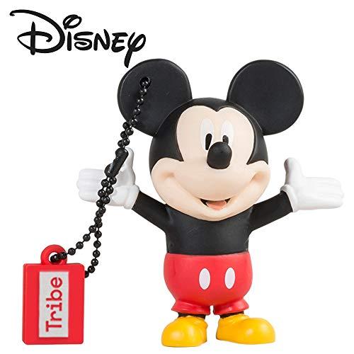 USB Stick 16 GB Mickey Mouse - Speicherstick Memory Stick 2.0 Original Disney, Tribe FD019501
