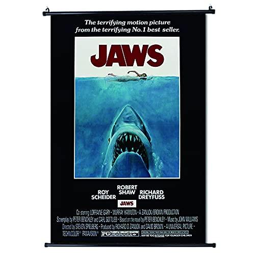 Revolution Jaws Poster di scorrimento Formato 30x45cm (12 x 18 in)