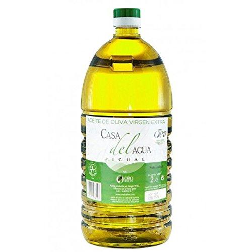 Aceite de oliva virgen extra 2 litros - Oro Bailen - Casa del Agua - Aceite virgen extra de jaen en formato económico 2l