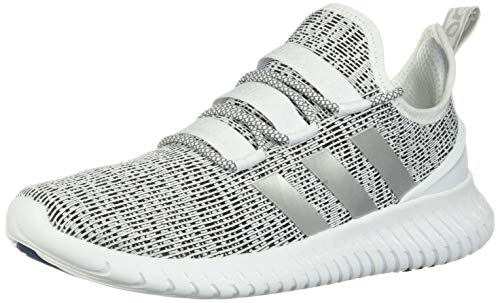 adidas Men's Kaptur Sneaker, White/Grey/Black, 12 M US