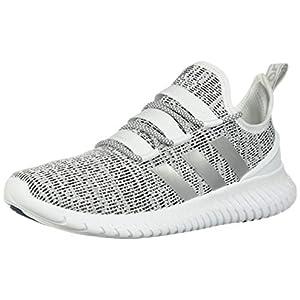 adidas Men's Kaptur Sneaker, White/Grey/Black, 11 M US