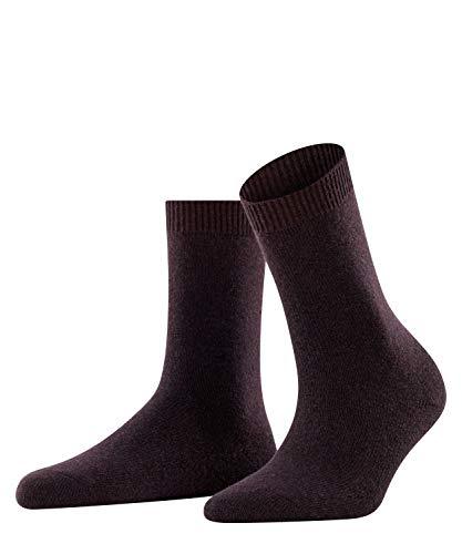 FALKE Damen Socken, Cosy Wool W SO-47548, lila (violetonyx 8136), 35-38