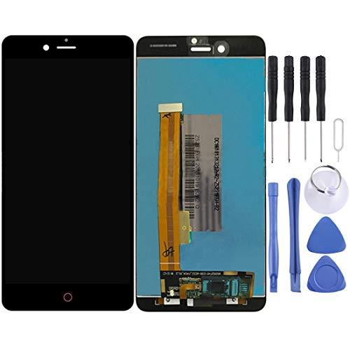 YANTAIAN Piezas de reparación de teléfonos celulares para ZTE Nubia Z11 miniS / NX549J Pantalla LCD y Montaje Completo del digitalizador