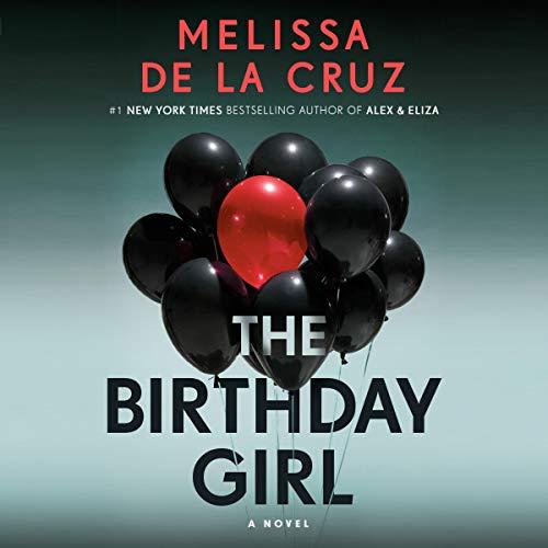 The Birthday Girl audiobook cover art