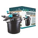 All Pond Solutions PFC-8000 Filtre sous Pression avec Stérilisateur/Clarificateur UV Intégré pour Aquariophilie
