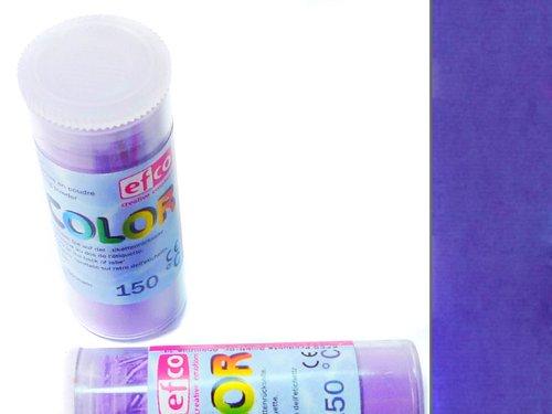 Sescha Farbschmelzpulver von EFCO in Lila - 10ml Dose