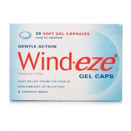 Wind-Eze Gel Caps (20)