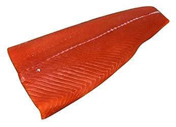 Salmon Fillet Sockeye Previously Frozen MSC