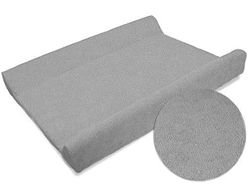 Funda para cambiador de pañales con bordes elevados (70 cm x 50 cm)