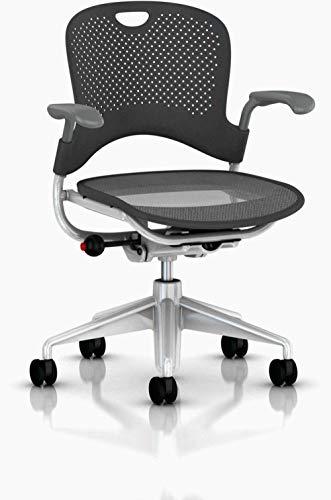 Caper Multipurpose Chair by Herman Miller Graphite (Renewed)