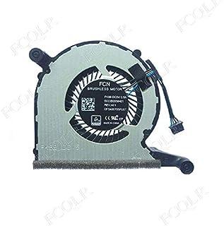 FCQLR Compatible for BENQ R43 KDB0505HA-7B30 DC5V 0.40A 3-line Notebook Fan