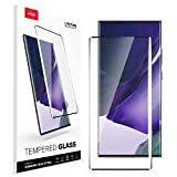 ZIZO Full Glass for Galaxy Note 20 Ultra - Tempered Glass Screen Protector Anti Scratch 9H Hardness - Black