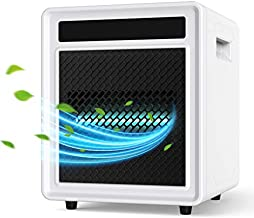 TRUSTECH Air Purifier UV-C Air Sterilizer for Home, Allergies Dust Smoke and Odors Remove, Ideal for Home, Office