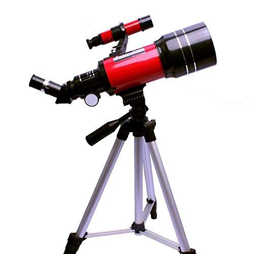 Accesorios Telescopio Telescopio niños de viaje portátil con trípod