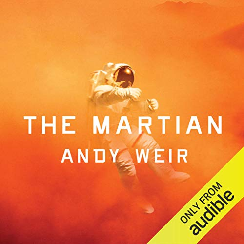 Page de couverture de The Martian
