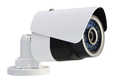 Preisvergleich Produktbild Value 2 MPx Fix Bullet Netzwerkkamera,  VBOF2-1,  IR-LED,  PoE,  4mm Objektiv (85 Grad Blickwinkel),  IP66 für den Außenbereich