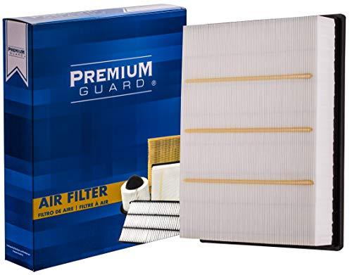 PG Air Filter PA5314 | Fits 1999-18 Chevrolet Silverado 1500, 2000-18 Tahoe, 2001-18 Silverado 2500 HD, 2000-14 Suburban 1500, 1999-18 GMC Sierra 1500, 2000-18 Yukon