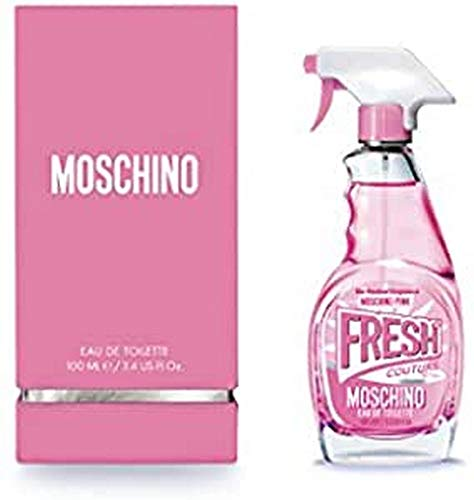 Moschino Fresh Pink For Women Spray 3.4oz / 100ml Launched in 2017