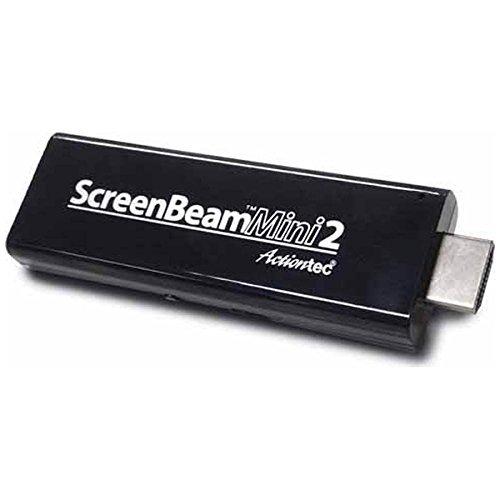 【正規代理店品】Actiontec ワイヤレスディスプレイレドックシーバー Windows 10 mobile Continuum対応 ScreenBeam Mini2 Continuum(スクリーンビームミニ2 コンティニュアム) SBWD60MS01JP