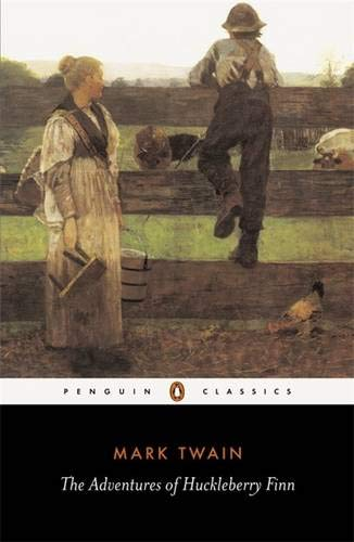 The Adventures of Huckleberry Finn (Penguin Classics) [Idioma Inglés]: Mark Twain