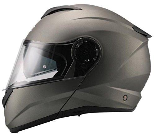 UNIK Cm-13, Helmet Modular Solar Glasses with Pinlock30 Casco, Hombre, Multicolor, Medium