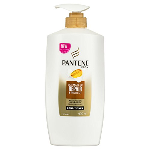 Pantene Pro-V Ultimate 10 Repair Protect Conditioner: Stengthening for Damaged Hair 900mL