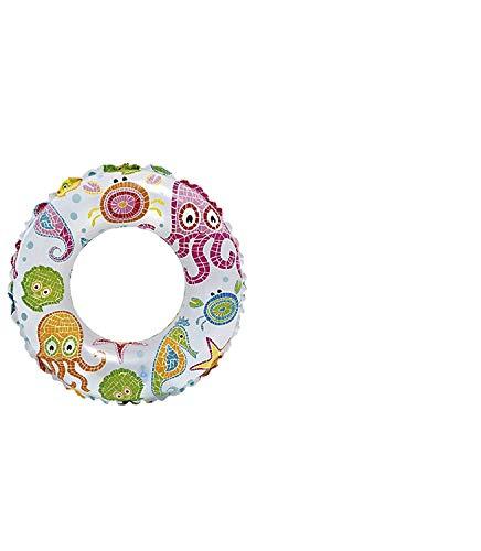Intex, Recreation 59230EP Lively Print Swim Ring 20, Assorted Designs, Multi