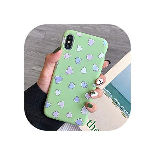 Moskado Bloemen Telefoonhoesje Voor Iphone 11 Pro X Xr Xs Max 7 8 6 6S Plus 5 5S Se Chrysant Bloemen Zachte Tpu Siliconen Back Cover, For iPhone XS Max, 5226G