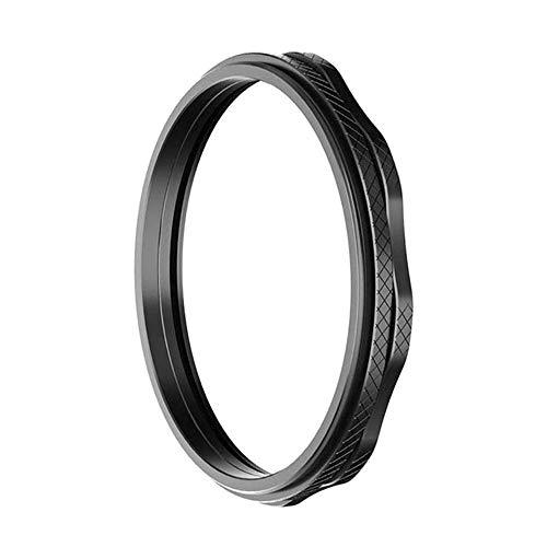 Linghuang 67/72/77 / 82MM Magnet Linsen Filter Ring Adapter Schnellspanner Universelles Filter System für Canon Nikon Sony DSLR ND Filter (77mm)