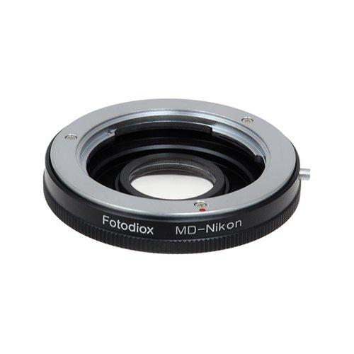 Fotodiox Anillo Adaptador para Minolta MD, MC Rokkor Lente para Cámara Nikon