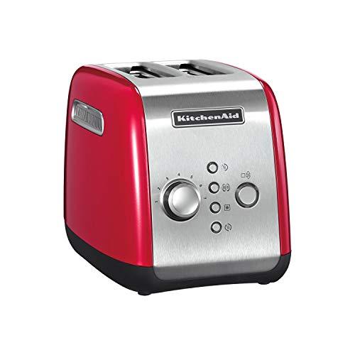 KitchenAid Empire Toaster mit 2 Schlitzen, Rot