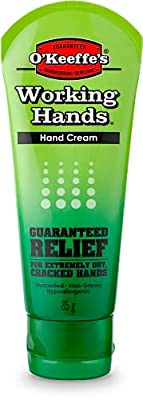 O'Keeffe's Working Hands Tube 85G by Okeeffes Uk