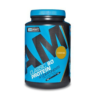 AMSPORT® Classic Protein 80 Cookies 700 g