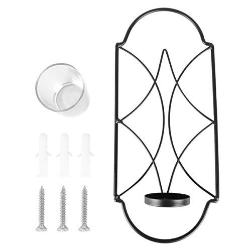 VOSAREA candelabro montado Pared Vidrio Decorativo