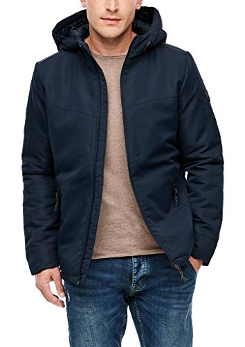 Q/S designed by - s.Oliver Herren 520.12.009.16.150.2054161 Jacke, Dark Blue, L