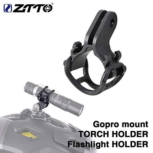 ETbotu Outdoor Gears, Persoonlijke apparatuur - Fiets fakkel houder Speedmeter Extension Bracket Number Plaat Beugel Motion Camera Houder